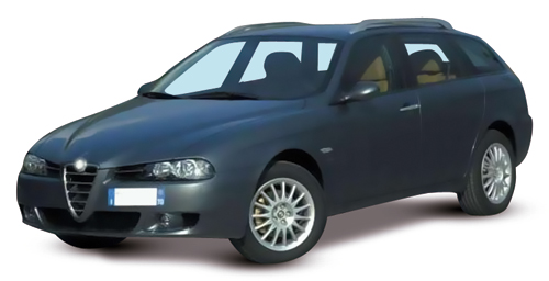 Alfa Romeo 156 Estate 2003-2006