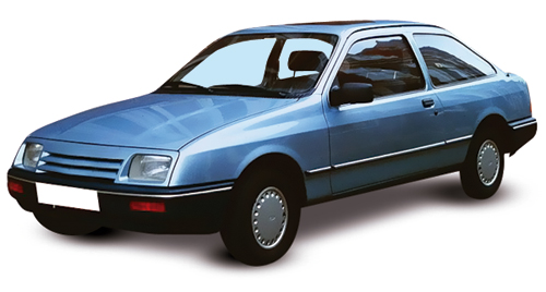 3 Door Hatchback 1983-1986 MK1