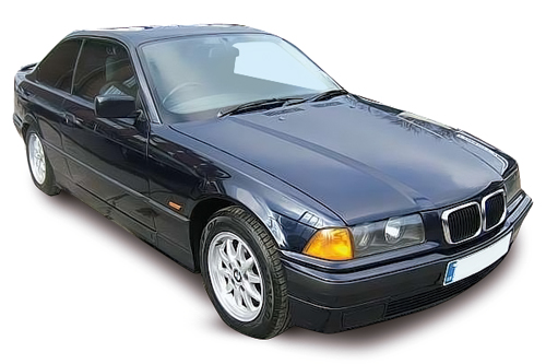 BMW 3 Series Coupe/Cabriolet 1994-1998 (E36) Facelift