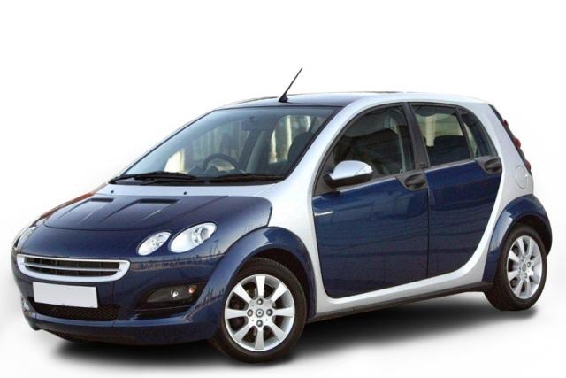 Smart Car Body Panels Uk