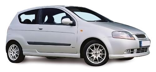 Chevrolet Kalos 3 Door Hatchback 2005-2008