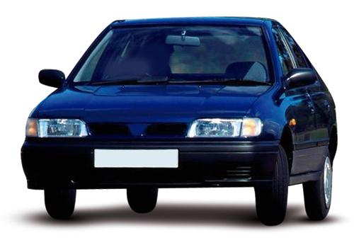 nissan sunny 5 door hatchback 1992 1995 n14 car body. Black Bedroom Furniture Sets. Home Design Ideas