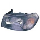 Headlamp Electric & Manual Chrome Type